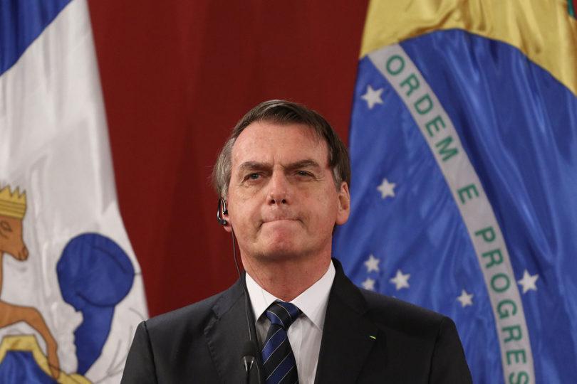 """Bolsonaro sin filtro contra Bachelet por inmiscuirse en """"asuntos internos"""""""