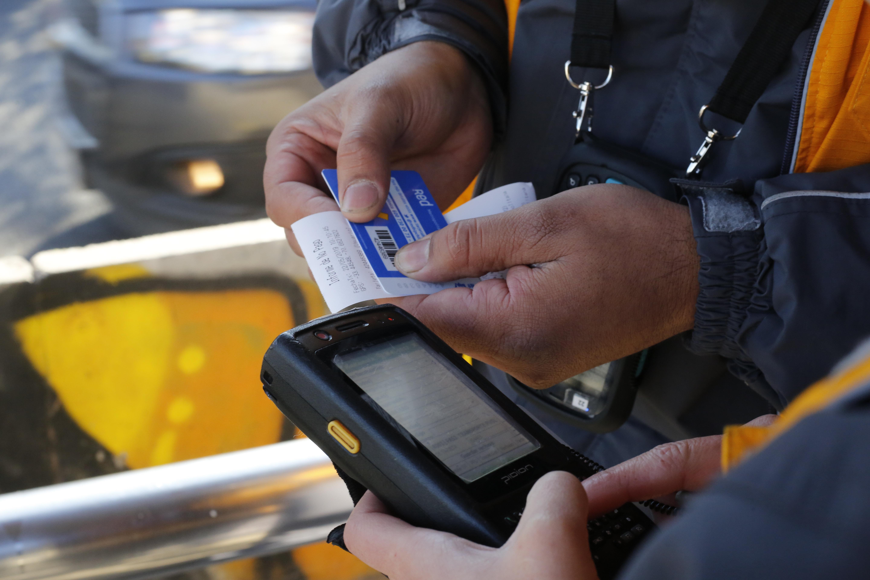Evasión de pago de pasaje en Transantiago se ubicó en 25,7%