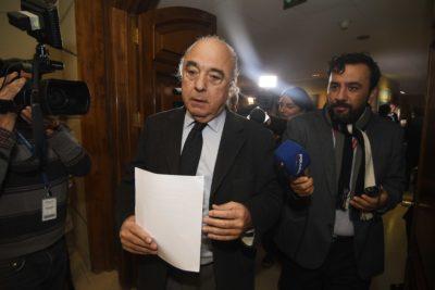 René Manuel García es sancionado por agresión a periodista en el Congreso