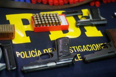 Diputados PS presentan proyecto para prohibir la tenencia de armas