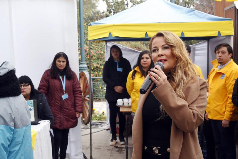 """Cathy Barriga y caso empanadas: """"Soy víctima de parásitos políticos"""""""