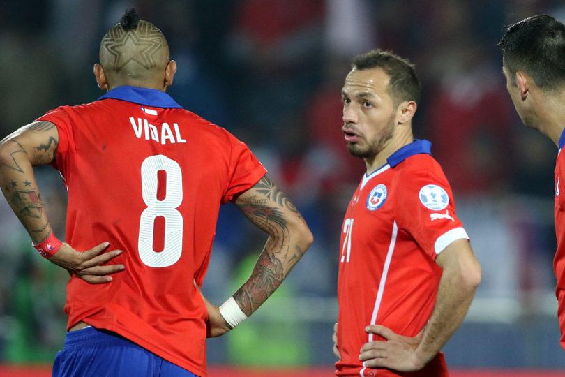 La polémica historia sin fin de Marcelo Díaz en la selección chilena