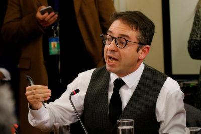 """""""Inadmisible injerencia"""": Gabriel Silber estalla contra rechazo de Zaldívar a 40 horas"""