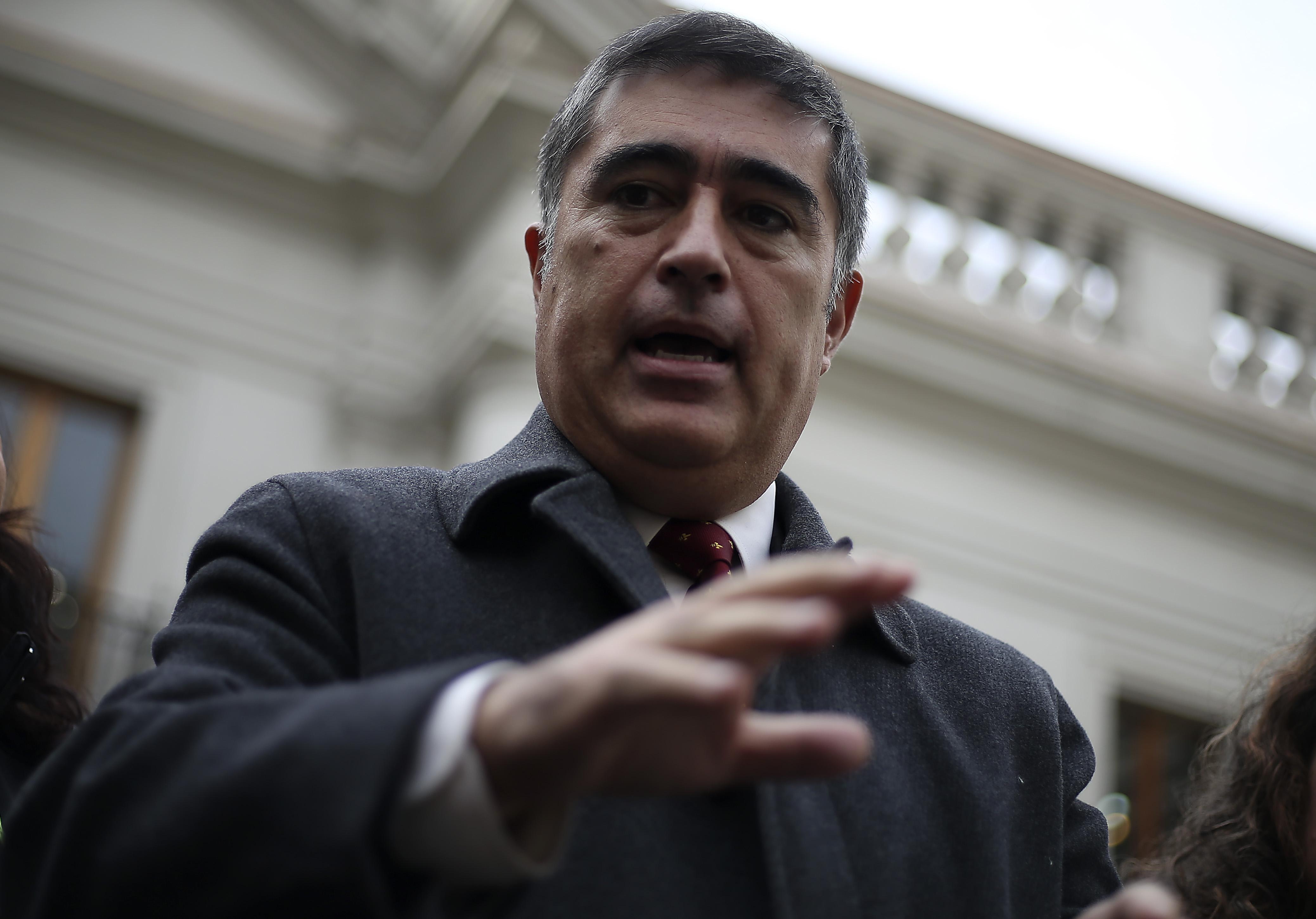 Desbordes advierte al Gobierno por votación de 40 horas en el Senado: