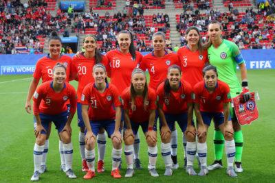 La Roja femenina jugará dos amistosos con Uruguay en octubre