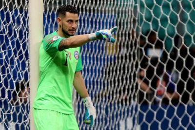 """Gabriel Arias: """"No perdí confianza por lo de la Copa América"""""""