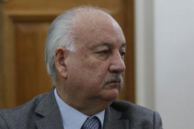 """Teillier anticipa votación por acusación contra Cubillos: """"Será una prueba de fuego para ver si la oposición se pone de acuerdo"""""""