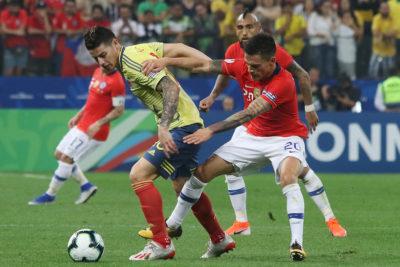 La Roja confirma amistoso con Colombia para octubre en España