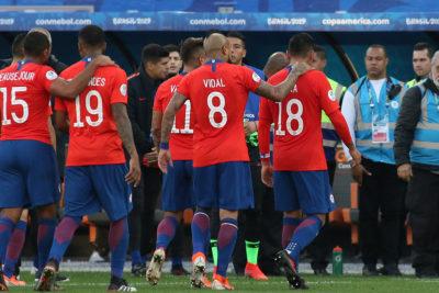 ANFP niega tener antecedentes sobre supuesta indisciplina de la Roja en Copa América