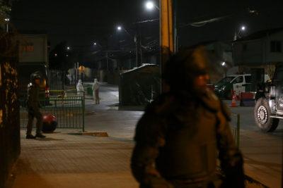 Homicida de Padre Hurtado intentó huir al sur del país antes de ser detenido por PDI