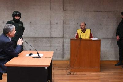 Defensa de Mauricio Hernández apeló por nueva condena de juez Carroza