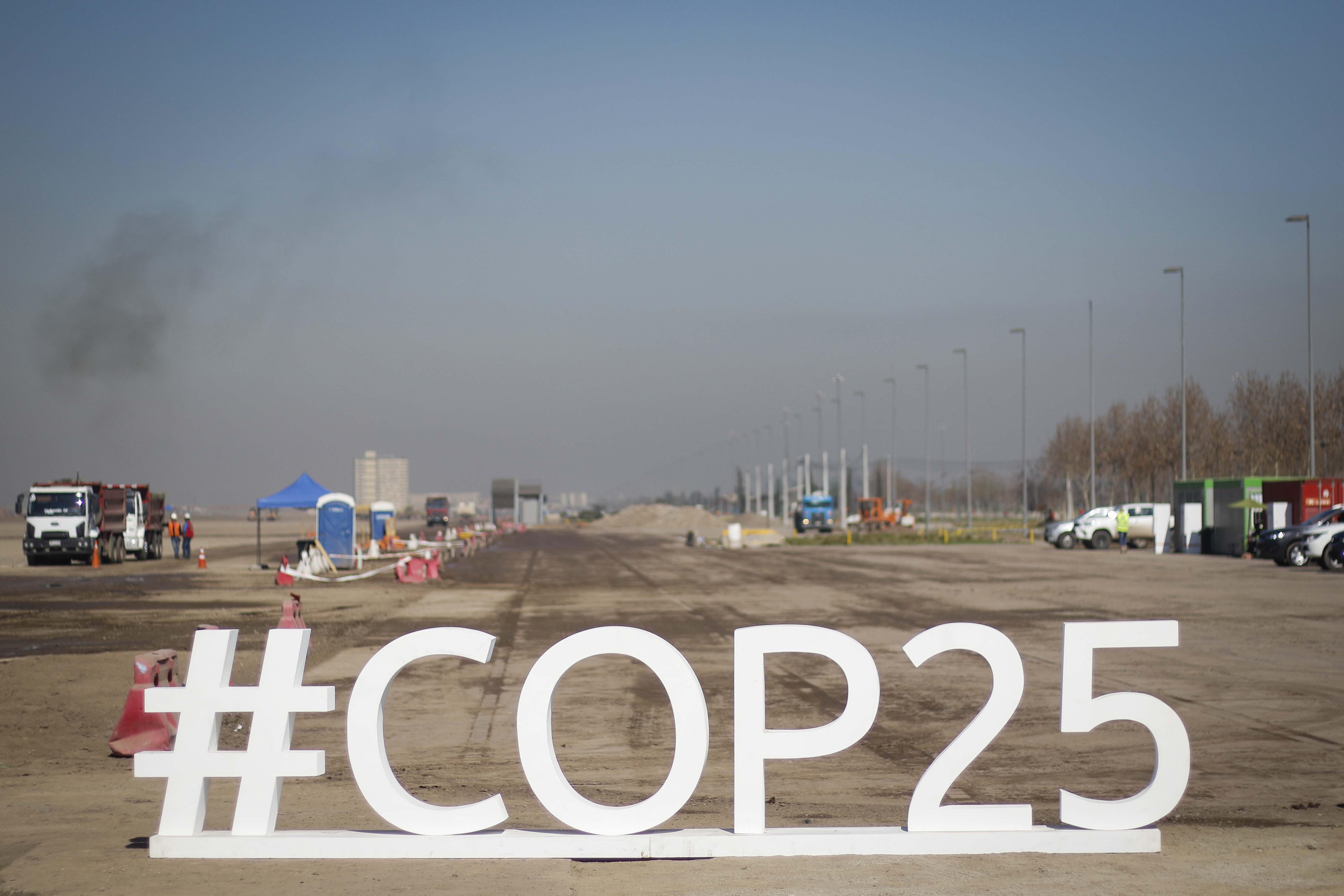 Así será la sede de la COP25 en Chile