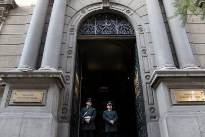Gobierno de Piñera debutaría en el Tribunal Constitucional con proyecto de las 40 horas