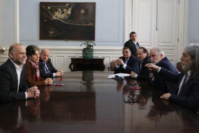 PS consultará con otras bancadas si se levanta el bloqueo a subsecretarios