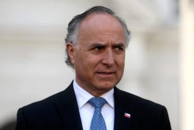 Guaidó y canciller Ribera analizan refugio de asesor en embajada chilena