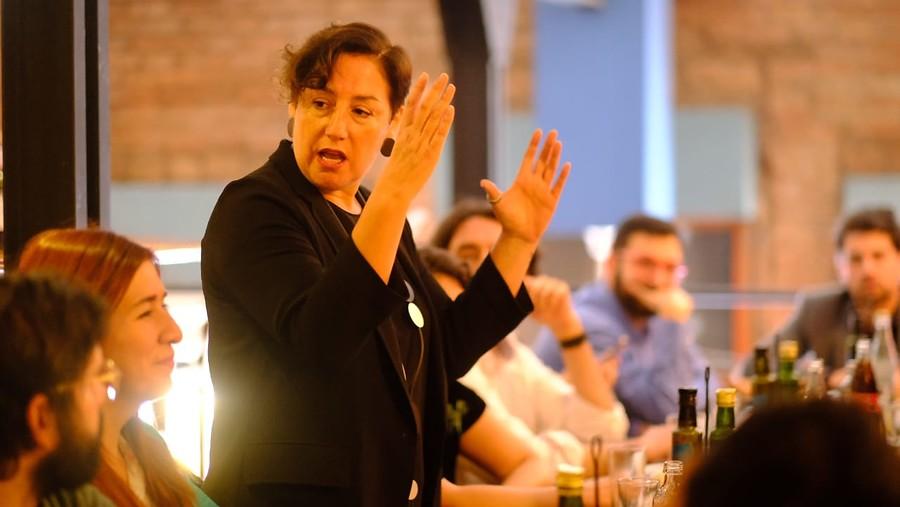 """Beatriz Sánchez se suma a las municipales: """"Me pongo a disposición del Frente Amplio"""""""