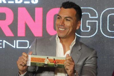 Esteban Paredes reitera: a fin de año decidirá si sigue en Colo Colo