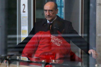 Juan Miguel Fuente-Alba quedó con arresto domiciliario total