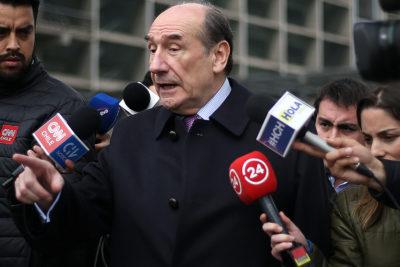 """General Juan Miguel Fuente-Alba acusa """"sinnúmero de falsedades"""" en su contra"""
