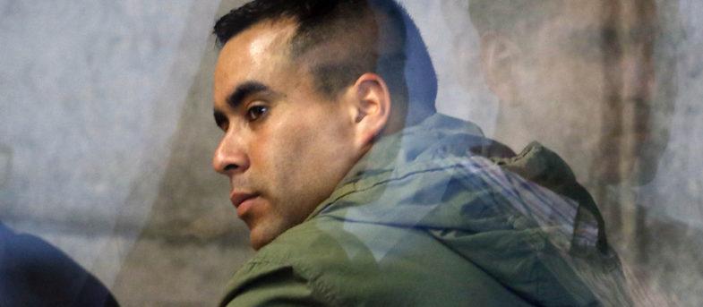 """El día que el diputado Alessandri defendió la hoja de vida """"intachable"""" de carabinero torturador"""