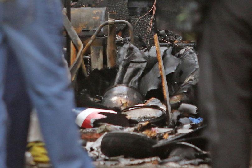 FACh realiza colecta para ayudar a damnificados por caída de avioneta en El Bosque