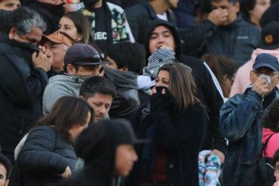 Colo Colo se querellará contra Carabineros por incidentes en el Monumental