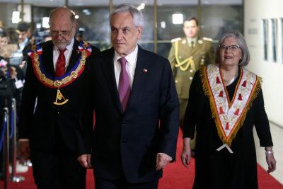 """Piñera y marcha anti inmigrantes: """"El patriotismo no nace del odio ni del egoísmo"""""""
