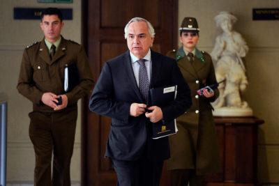 Interior reitera que Chile no apoya una intervención militar en Venezuela