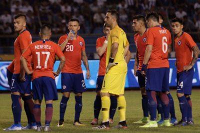 VIDEO | La 'Roja' fue de más a menos y terminó cayendo ante Honduras