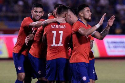 Paulo Díaz tomó la capitanía de la Roja tras rechazo de Charles Aránguiz