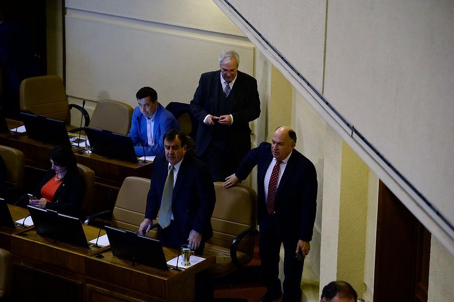Diputados de Chile Vamos dejaron la sala en minuto de silencio por el 11 de septiembre