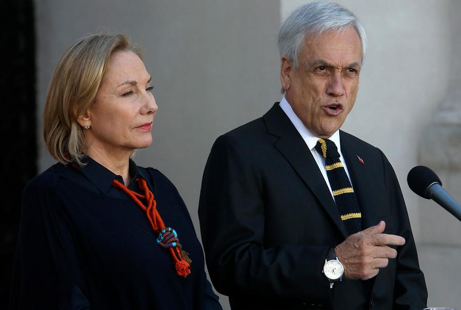 """Piñera responde a críticas por actos por 11 de septiembre: """"Profundizar las divisiones entre los chilenos no es el camino"""""""