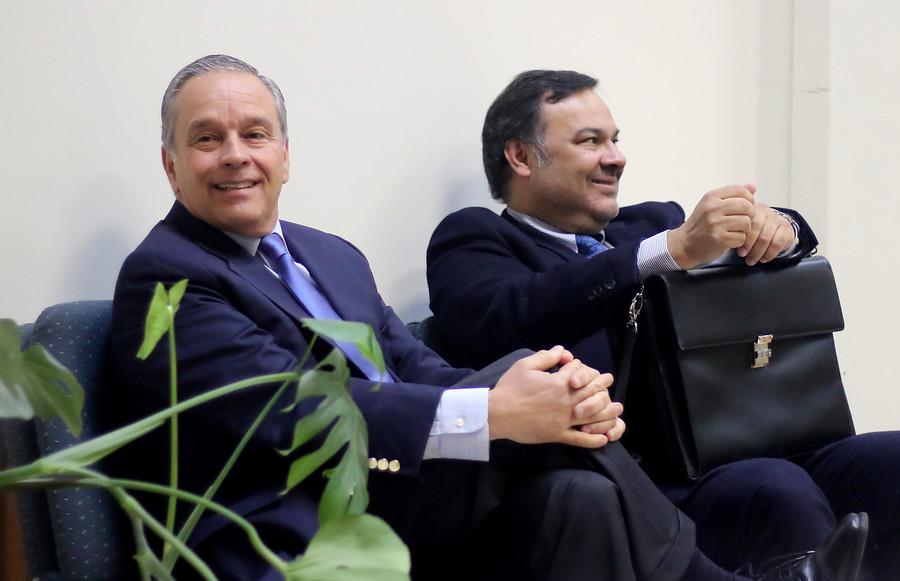 """Ex general Oviedo tras nuevo interrogatorio por fraude en Ejército: """"Yo me siento muy tranquilo"""""""