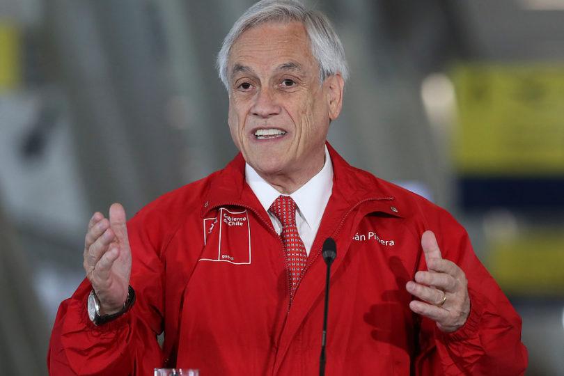 Presidente Piñera será premiado en Estados Unidos por su lucha contra el cambio climático