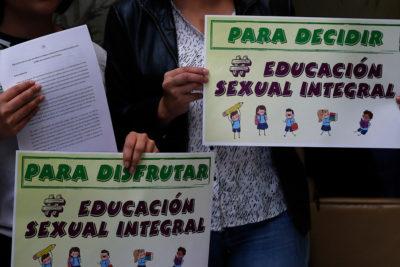 Diputada del Frente Amplio propone impartir educación sexual desde el jardín infantil