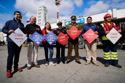 Valparaíso se prepara para recibir cerca de un millón de visitantes en feriado de fiestas patrias