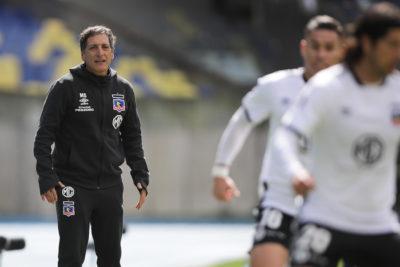 Mario Salas ordena entrenar este 17, 18 y 19 de septiembre tras derrota de Colo Colo