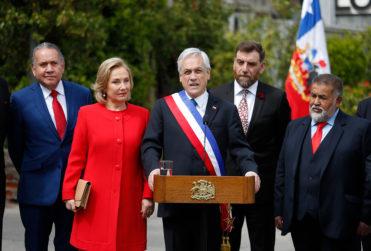 Piñera agradeció que Te Deum Evangélico haya estado exento de polémicas