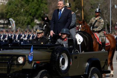 Ministerio de Defensa aseguró que bajaron costos de la Parada Militar 2019