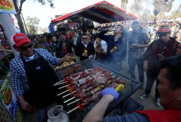 Región de Valparaíso: Decomisan 400 kilos de carne durante fiscalización en fondas y ramadas
