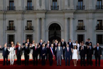 Bachelet-OAS: La Moneda descarta complot tras dichos de Pinheiro sobre Bachelet