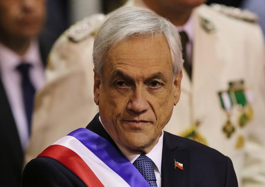 """Piñera en la reunión con alcaldes: """"Vamos a decidir muy pronto el toque de queda"""""""