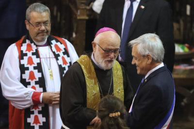 Te Deum 2019: presidente Piñera destaca homilía y hace llamado a celebrar fiestas patrias