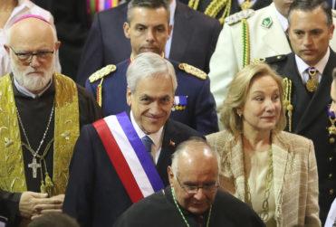 """Te Deum 2019: El divertido chascarro de Piñera que se suma a las """"Piñericosas"""""""