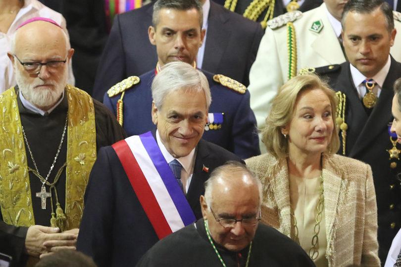 """Piñera pide que abusos sexuales en Iglesia sean tratados con """"verdad y justicia"""""""