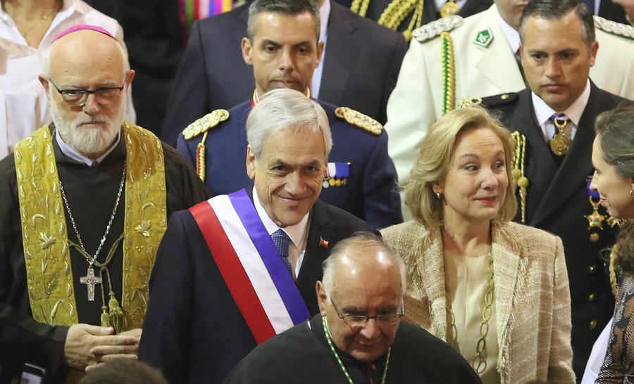 """""""Piñera pide que abusos sexuales en Iglesia sean tratados con """"verdad y justicia"""""""""""