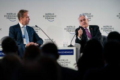 """Piñera pide a Trump y Xi que """"terminen esta absurda guerra"""" comercial"""