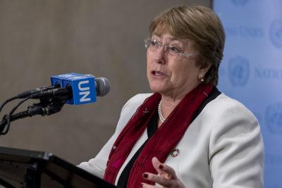 Bachelet y Venezuela acuerdan mecanismo para monitorear DD.HH.