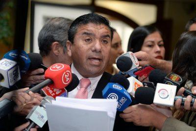"""Denunciante de diputado Pedro Velásquez: """"Se encaprichó conmigo"""""""
