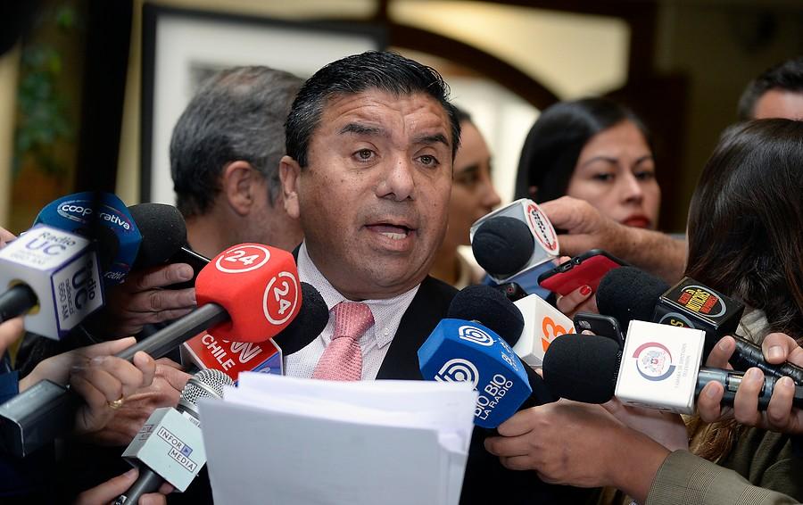 """""""Denunciante de diputado Pedro Velásquez:"""